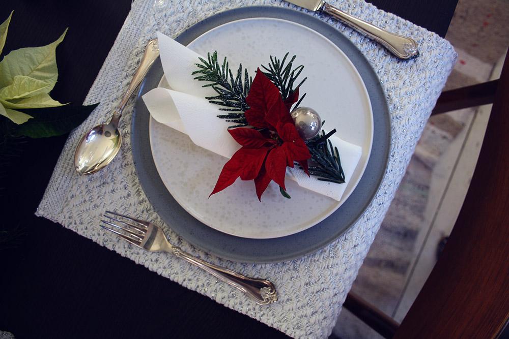 Dæk smukt julebord inspiration