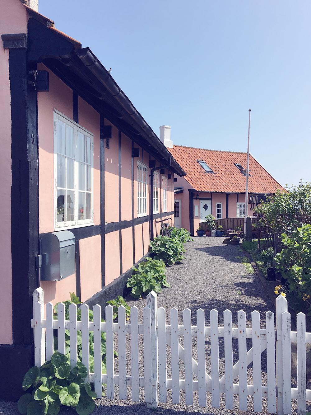 guide små byer bornholm Svaneke