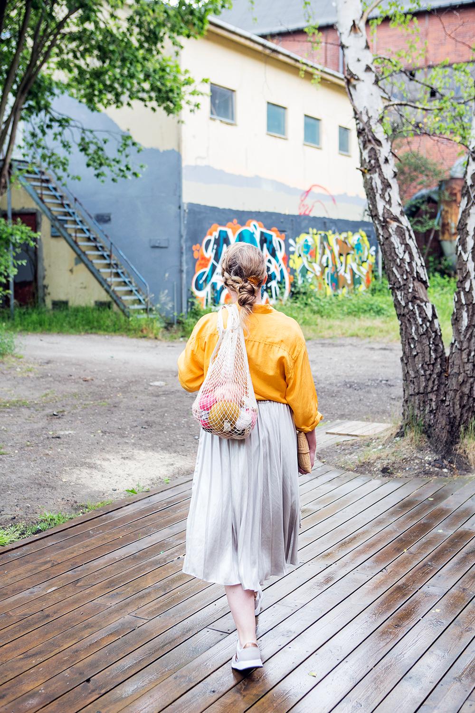 sorbetcardigan mille fryd strikke Dorte Bak