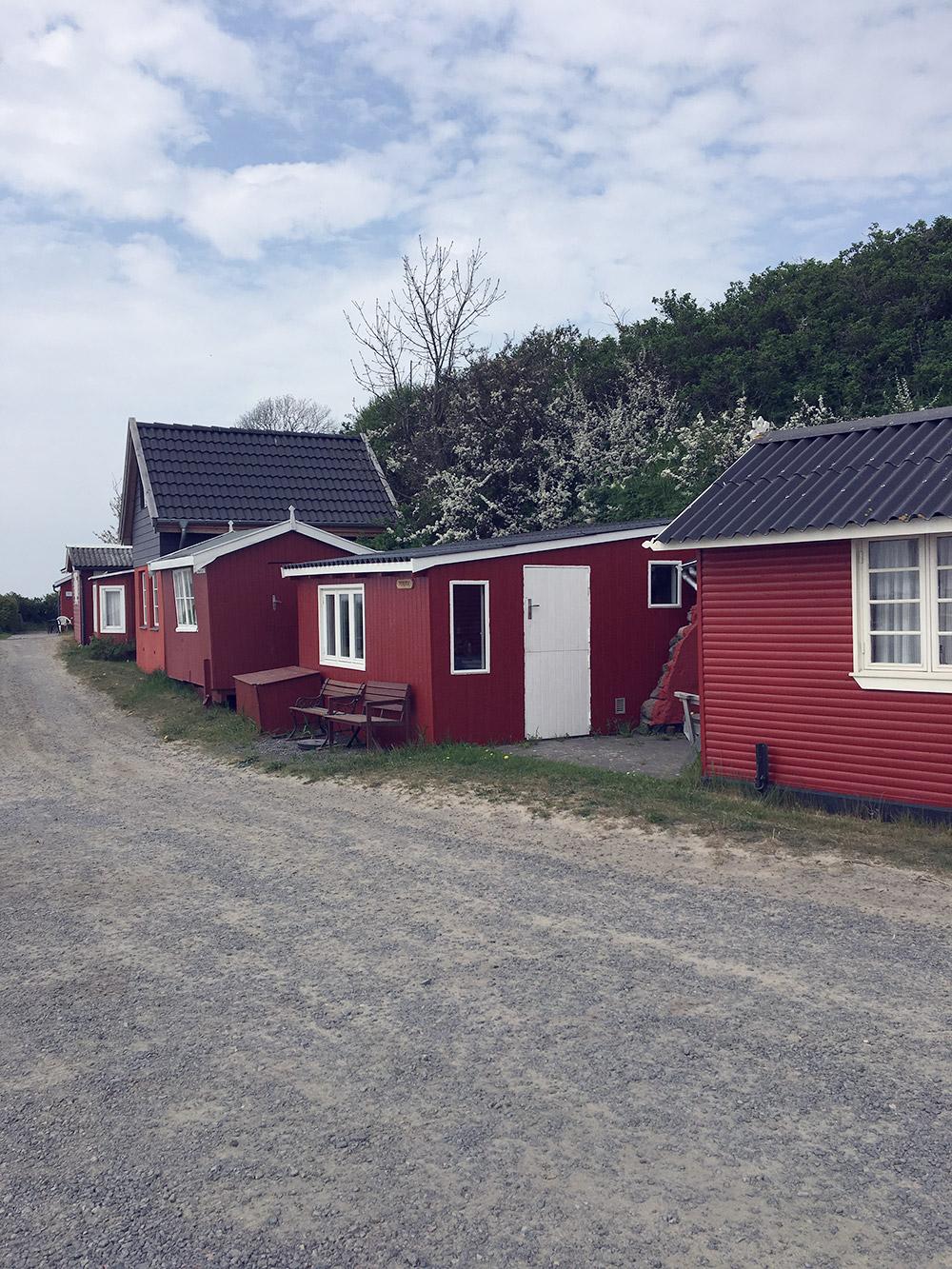 guide små byer bornholm Boderne