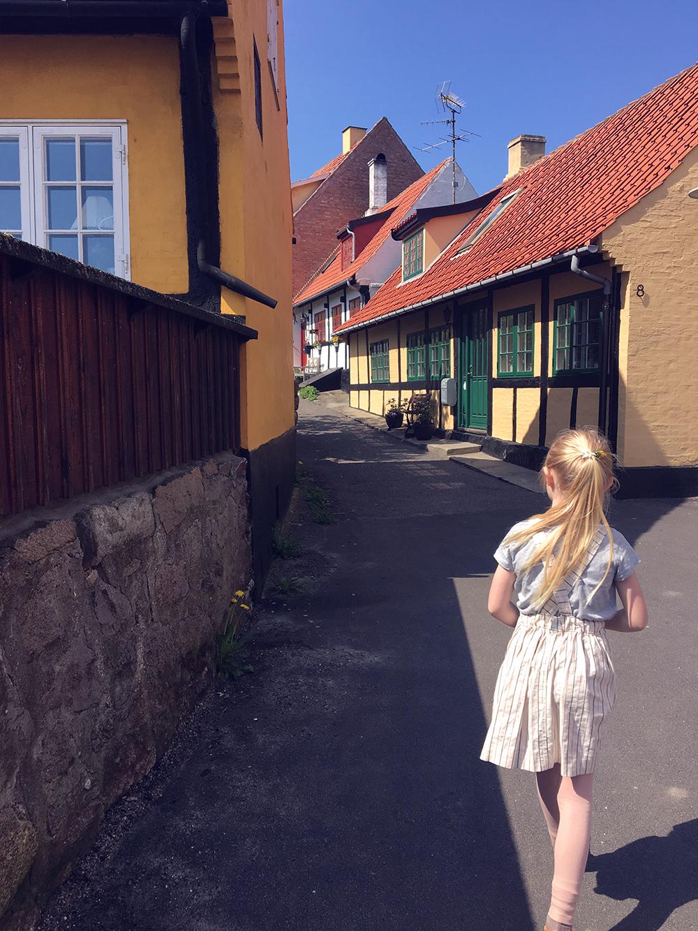 guide små byer bornholm Gudhjem