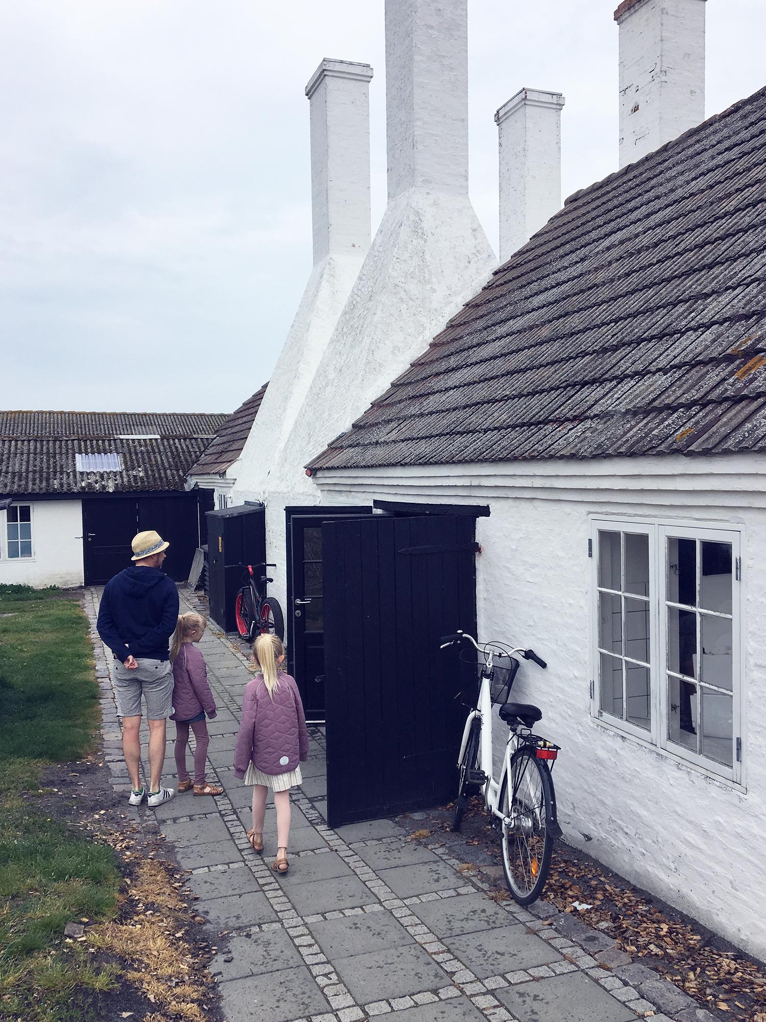 guide små byer bornholm Hasle røgeri