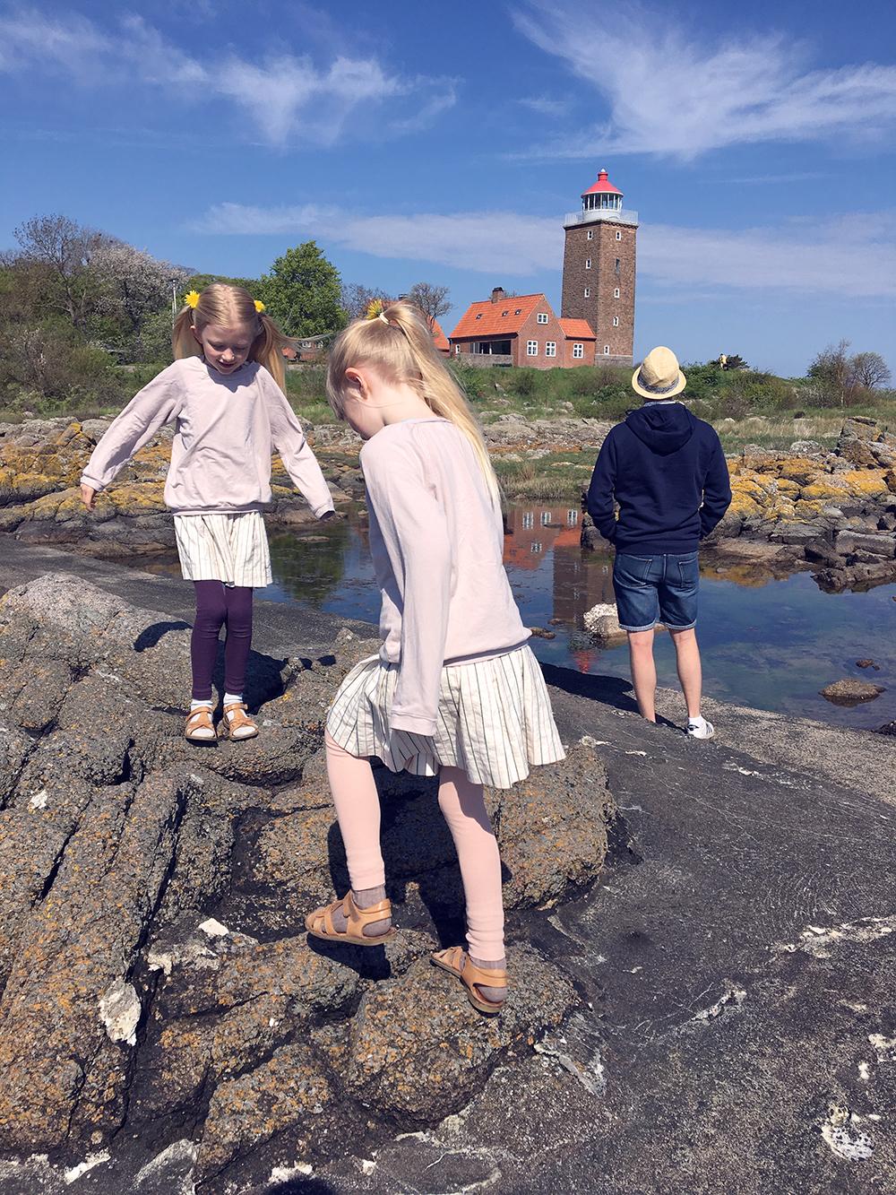 guide små byer bornholm Hullehavn