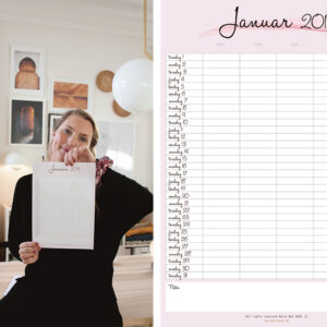 Familiekalender 2019 download
