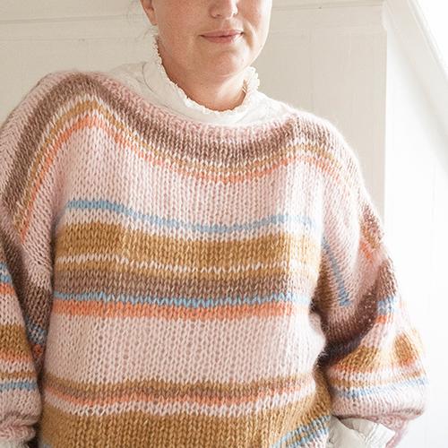 Chunky Drømmesweater