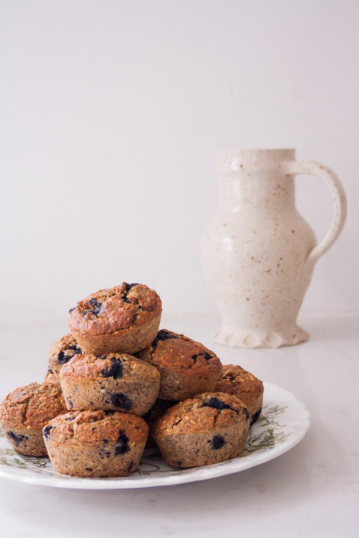 Opskrift sunde morgenmadsmuffins