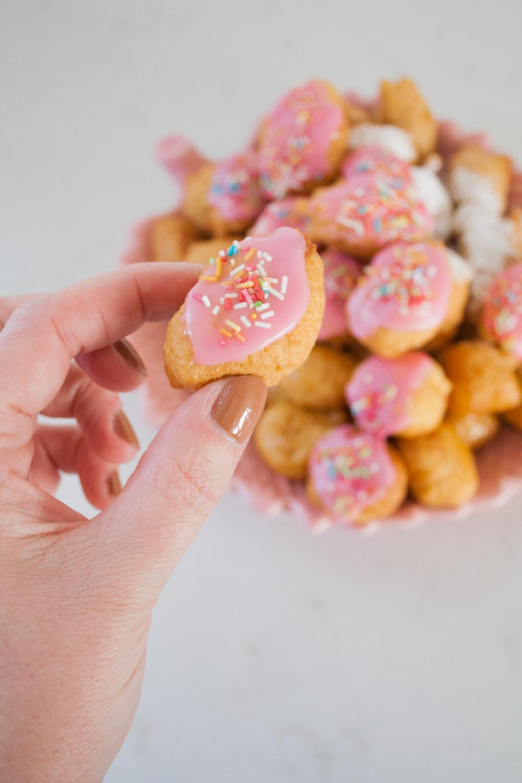 opskrift donuts kugler