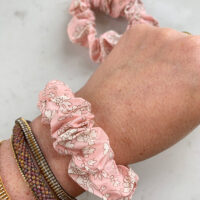 Schruncj pink 4