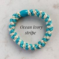kknekki ocean ivory stripe