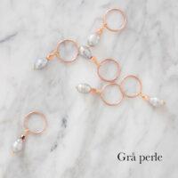 Markører grå perle 1