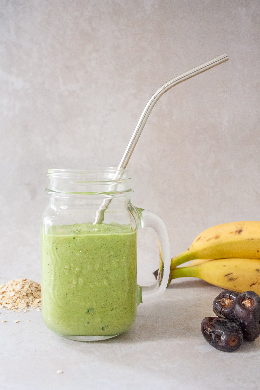 opskrift grøn smoothie