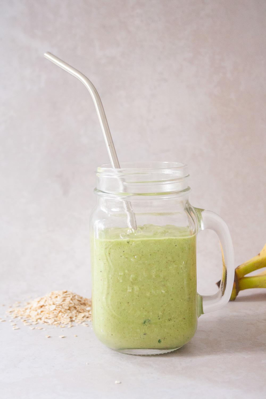 smoothie grøn greenie opskrift