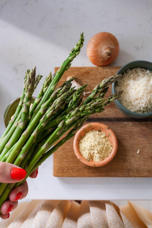 grønne asparges næringsværdi sunde